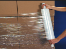 PALLET FILM 500mm x 2kg M.o.q (6 rolls) FOOD WRAP ALUMINIUM FOIL AND FOOD WRAPPING