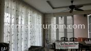 sheer panel curtains design and installation  Layer Sheers Curtain Design