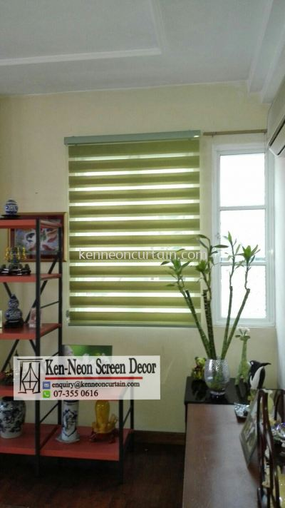 ZB 06 Rainbow blinds Supply and Installation Service