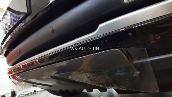 Paint Protection Film can be protect any parts of the car