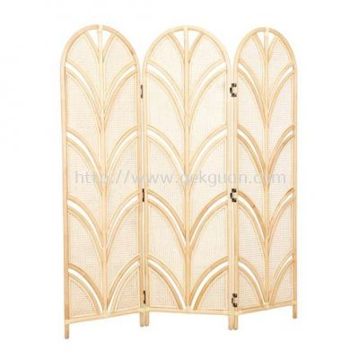 SCR 027 - RATTAN SCREEN DIVIDER
