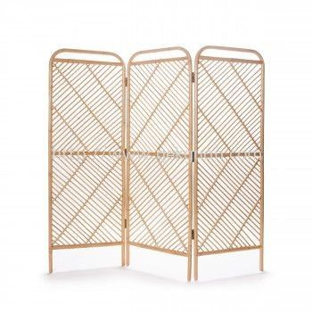 SCR 029 - RATTAN SCREEN DIVIDER