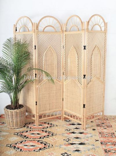 SCR 036 - RATTAN SCREEN DIVIDER