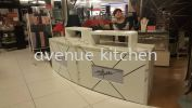 ROBINSONS KL DISPLAY CABINET