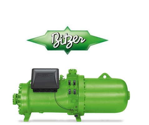 CSH8563-125(Y) BITZER SCREW COMPRESSOR MOTOR