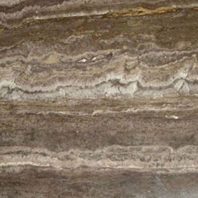 Silver Black Travertine