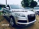 Audi Q7 Audi Q7 Accident Repair After Repair Photos