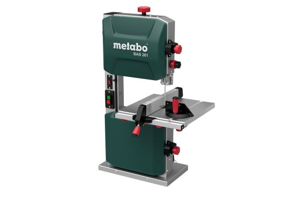 METABO BAS 261 400W BANDSAW PRECISION BAND SAW
