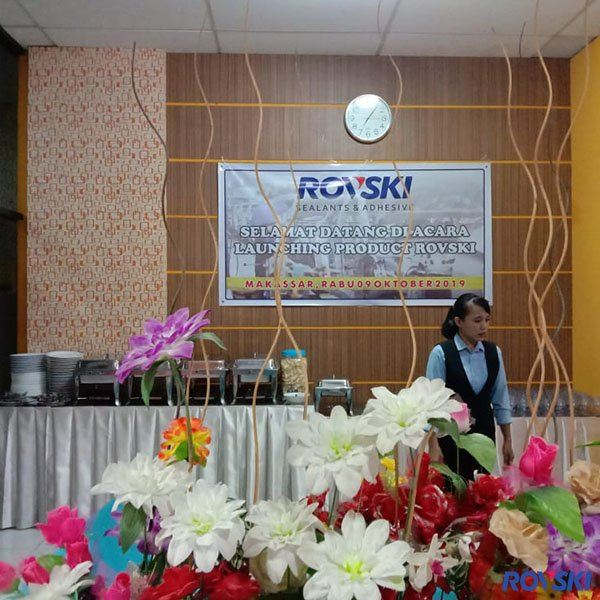 Launching Product Rovski Ceremony