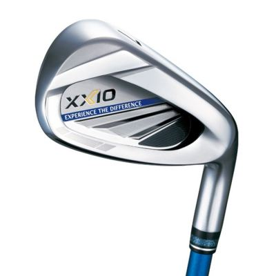 XXIO Eleven Irons 5-PW,AW,SW ( 8 pcs ) NSPRO Steel Shaft R FLEX