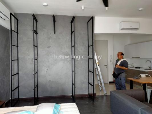Metal Furniture Partially @28 Boulevard, Ampang, Selangor