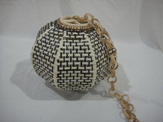 Ceiling Rattan Lamp 0050