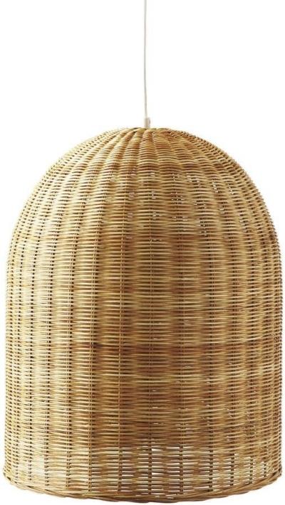 Ceiling Rattan Lamp 0032
