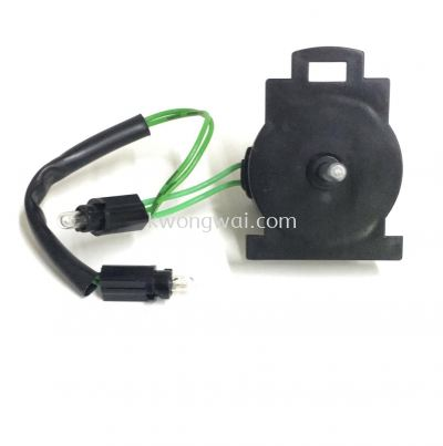 HYUNDAI ACCENT 00 AIR COND BLOWER SWITCH (8 PIN)