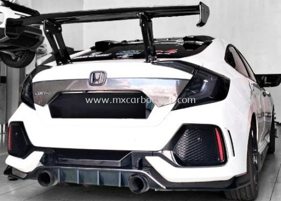 HONDA CIVIC FC 2016 VARIS GT WING