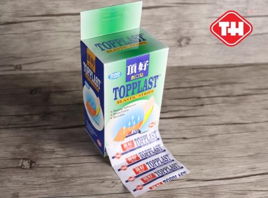 Topplast Elastic Strips - 200PCS