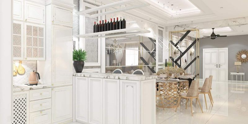 Johor Kitchen 3D Design Refer
