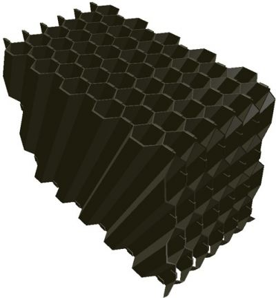 Tube Settler Type Honeycomb