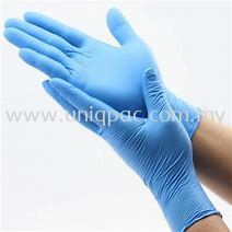 Powder Free Nitrile Examination Glove
