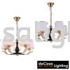 Contemporary Chandelier Pendant Light (JA9988-5) CHANDELIER