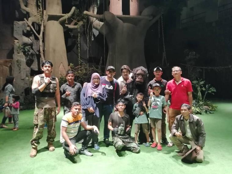 Bukit Gambang Safari Park & Water Theme Park 3 Days 2 Nights 2019
