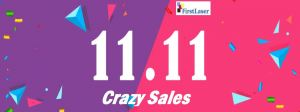Double Eleven Day biggest sales