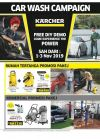KARCHER AND BOSCH ROADSHOW