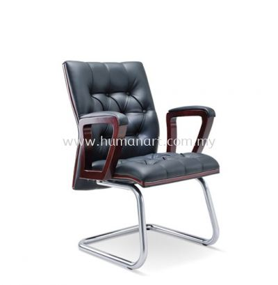 NETIZEN DIRECTOR VISITOR LEATHER OFFICE CHAIR - bukit gasing | old klang road | serdang