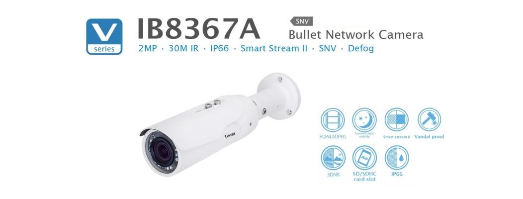 IB8367A. Vivotek Bullet Network Camera