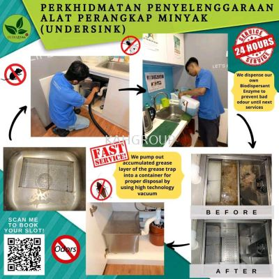Biotreatment Service grease trap