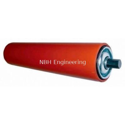 PU Roller ( Red )