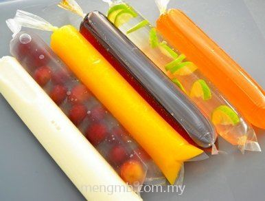 Ice Popsicle Bag