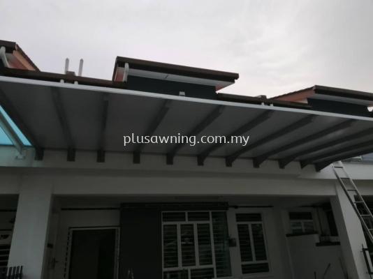 Alumbond Composite Panel @Taman Puchong Utama, Selangor