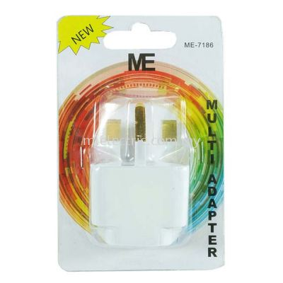 ME MULTIPLE ADAPTOR (SMALL)