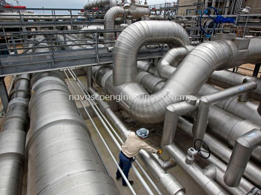 Piping Fabrication & Installation Works
