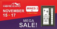 15th - 17th  Exthibition At Mines 2 ( Modern Living Home Expo )