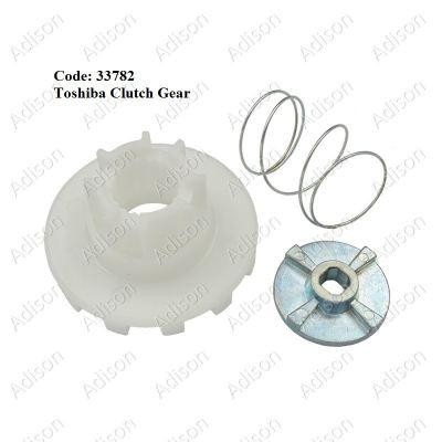 Code: 33782 Clutch Gear for Toshiba 42T55029