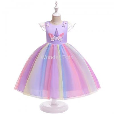 Girls Unicorn Dresses