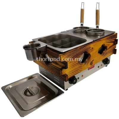 (A108) LECTRIC ODEN & NOODLE COOKER