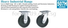 507H Series Phenolic Castor Castor Wheel
