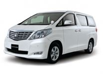Toyota Alphard (suitable for 4 to 6 passengers)