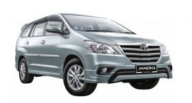 Toyota Innova (suitable for 4 to 6 passengers)