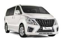 Hyundai Starex (suitable for 7 to 9 passengers)