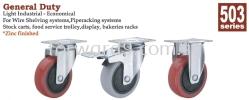 503 Series Medium Duty Castor Castor Wheel