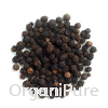 ORGANIC BLACK PEPPER WHOLE - NATURAL HERBS AND SPICES ORGANIC FOOD PRODUCTS