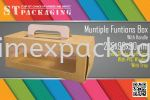 MFB 02 with Tray @ 15sets Multiple Funtion Box