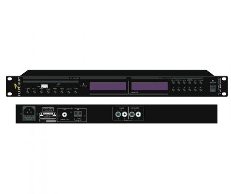 Flepcher CD 930 CD/MP3 player with AM/FM tuner