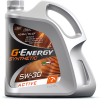 G-Energy Synthetic Active 5W-30 Fully Synthetic Passenger Vehicle Lubricant