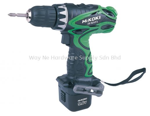 9.6V Cordless Driver Drill DS9DVF3