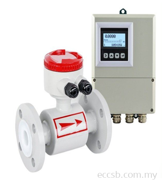 Electromagnetic Flow Meter -Split